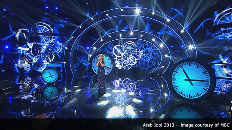 Arab idol 2013 ledgo
