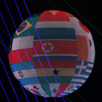 New in LedGo's portfolio: LED spheres